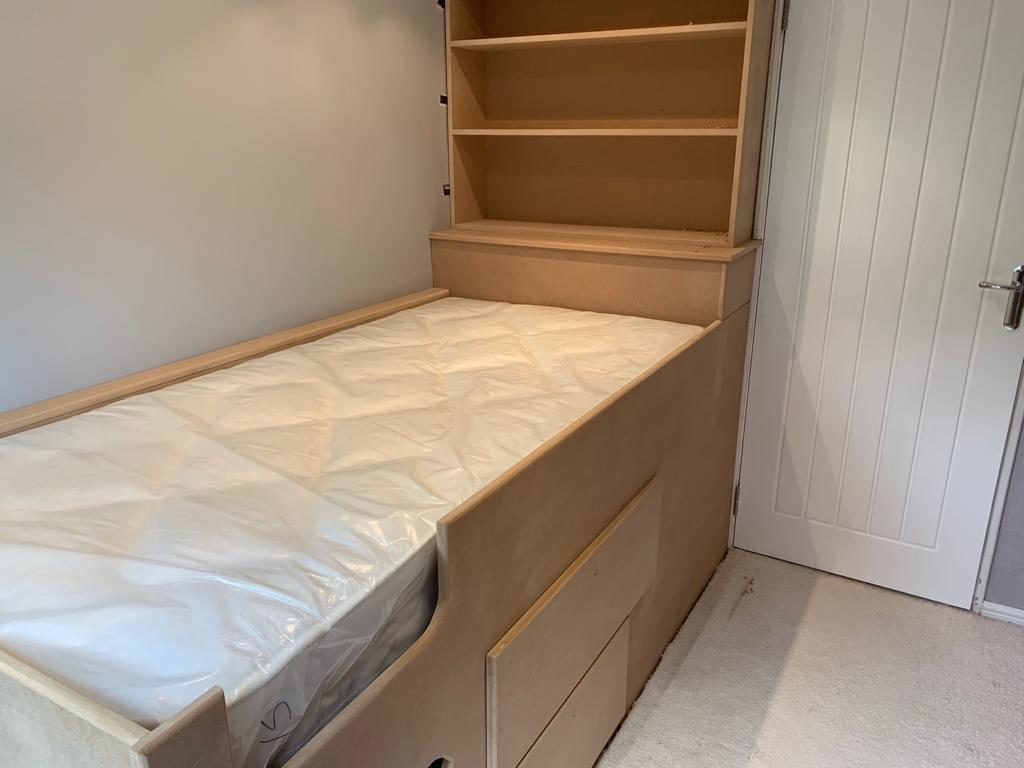 Bespoke Childs Bed